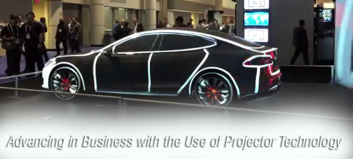 Advancing in Business with the Use of Projector Technology