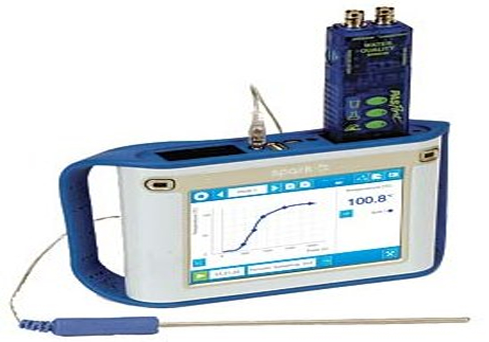 Handheld Technology For Science Education - Graphical Datalogger Probeware and Sensors