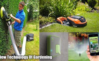 Easy Ways to Gardening Using New Technology
