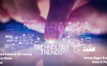 5 Ways to Keep Up with Emerging Technology Trends as A Business